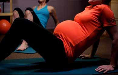 Hamile pilatesi denizli